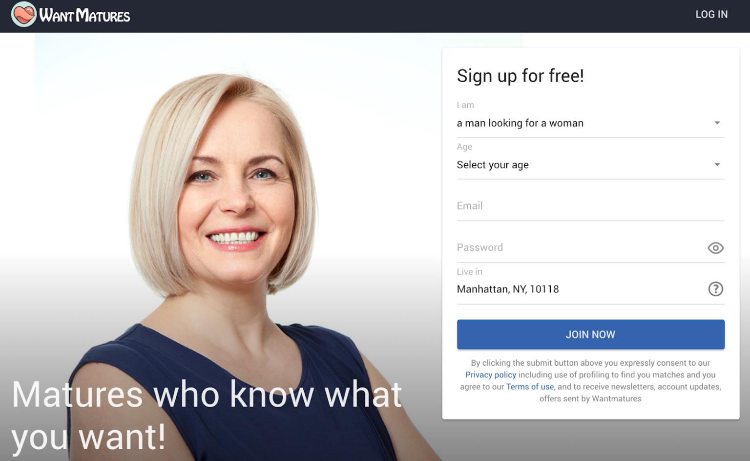Kostenlose 60 und mehr dating-websites