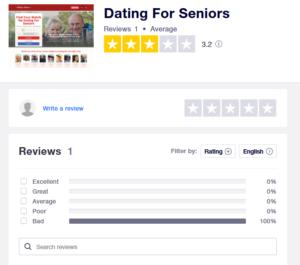 dating for seniours